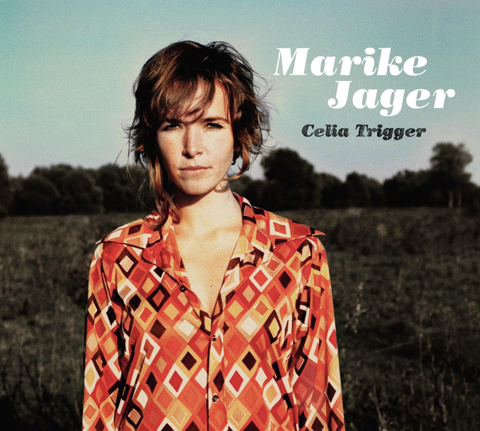 Marike Jager - Celia Trigger- door Martijn van de Griendt
