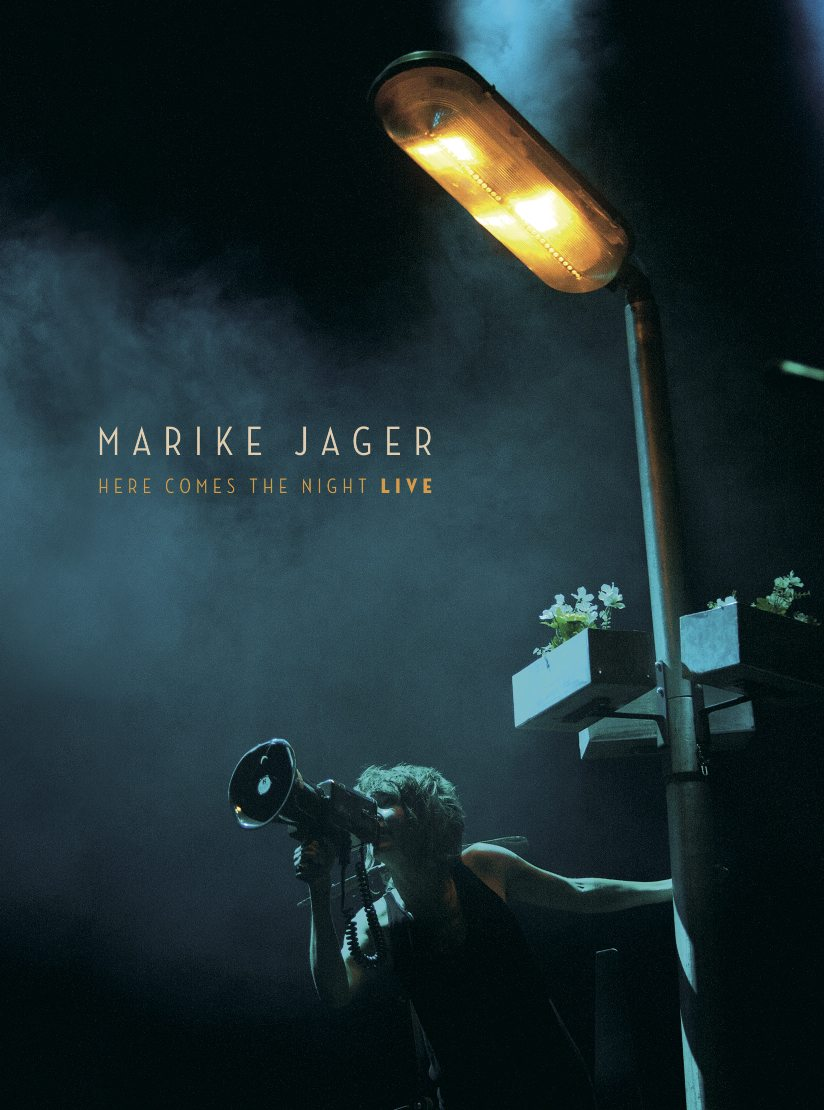 Marike Jager - Here comes the night LIVE DVD