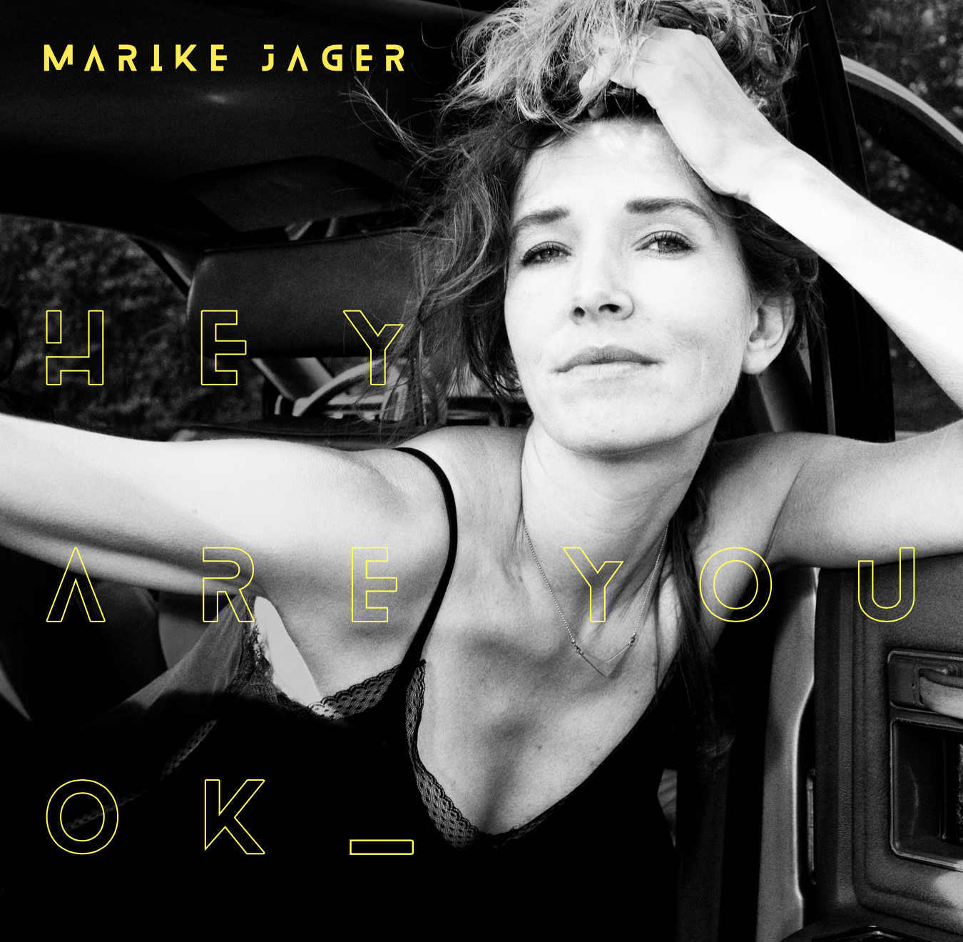 Marike Jager Hey are you ok